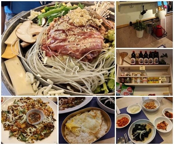 叫我小虎媽【食】【新北市淡水】來自韓國釜山的歐爸@韓定食1