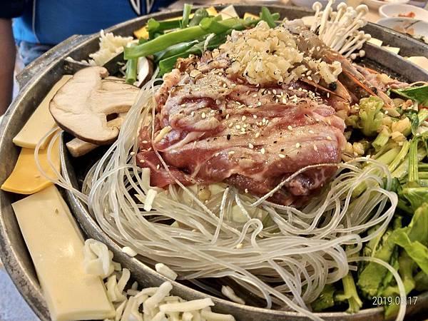 銅盤烤肉豬肉3
