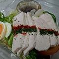 【7-11 NO.12】柚香和風嫩雞沙拉2