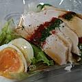 【7-11 NO.12】柚香和風嫩雞沙拉4