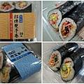【7-11 NO.13】御飯糰招牌雙手捲@肉鬆蛋沙拉│海鮮雙手捲@鮪魚海鮮沙拉