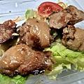 【7-11 NO.14】蔥鹽烤雞沙拉3