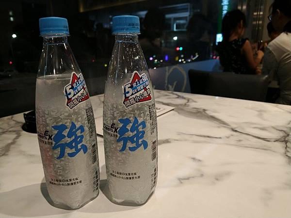 【7-11 NO.17】泰山的氣泡水@史上最強5GV氣量充填1
