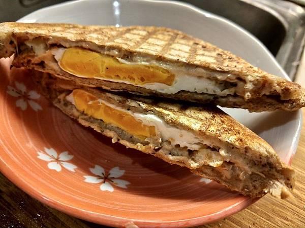 【虎媽廚房】Cream Cheese三明治5