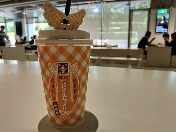【7-11 NO.22】森永牛奶糖奶茶1.jpg