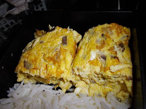鰹魚汁煎蛋餅