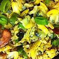 蜜豆蜆肉葡式臘腸鍋仔意大利飯