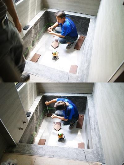 泡澡木桶安裝3