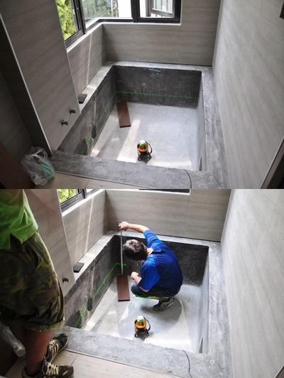 泡澡木桶安裝2