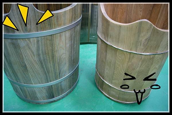 雅典木桶材質