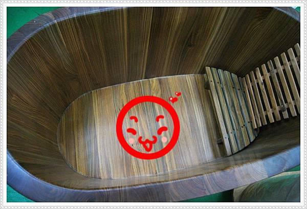 雅典木桶泡澡桶5