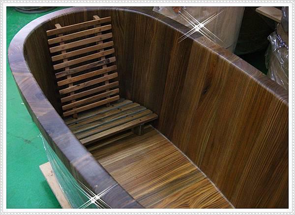 雅典木桶泡澡桶3