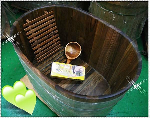 雅典木桶泡澡桶4