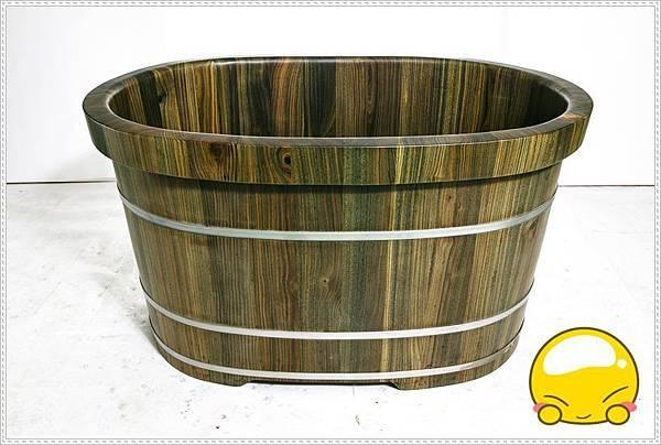 雅典木桶泡澡桶2
