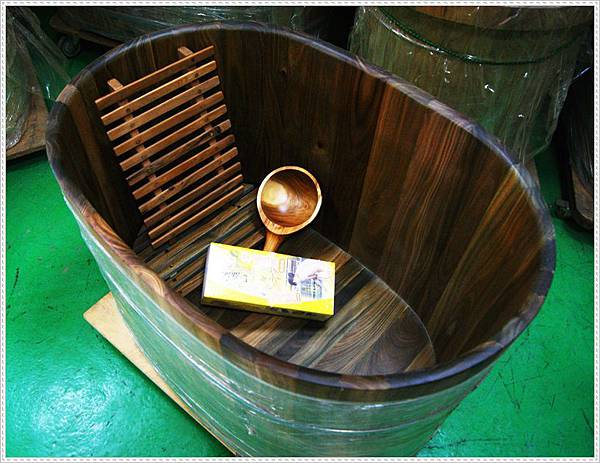 雅典木桶泡澡桶10