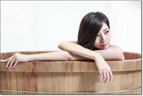 雅典木桶泡澡桶11