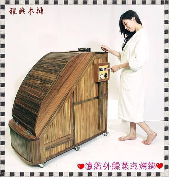 遠紅外線蒸汽烤箱1