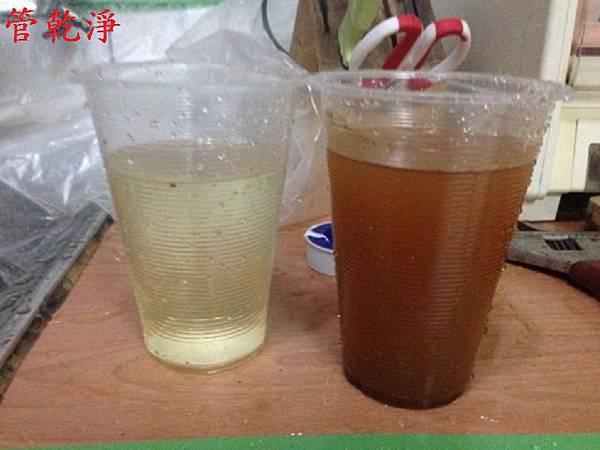 桃園市 龜山鄉 萬壽2段 清洗水管