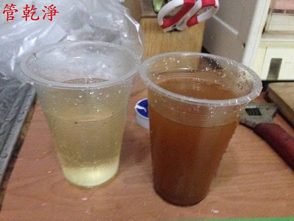 桃園市 龜山鄉 萬壽2段 水管清洗