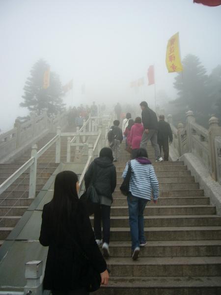 迷霧中的寶蓮禪寺2