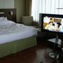 大床及液晶電視