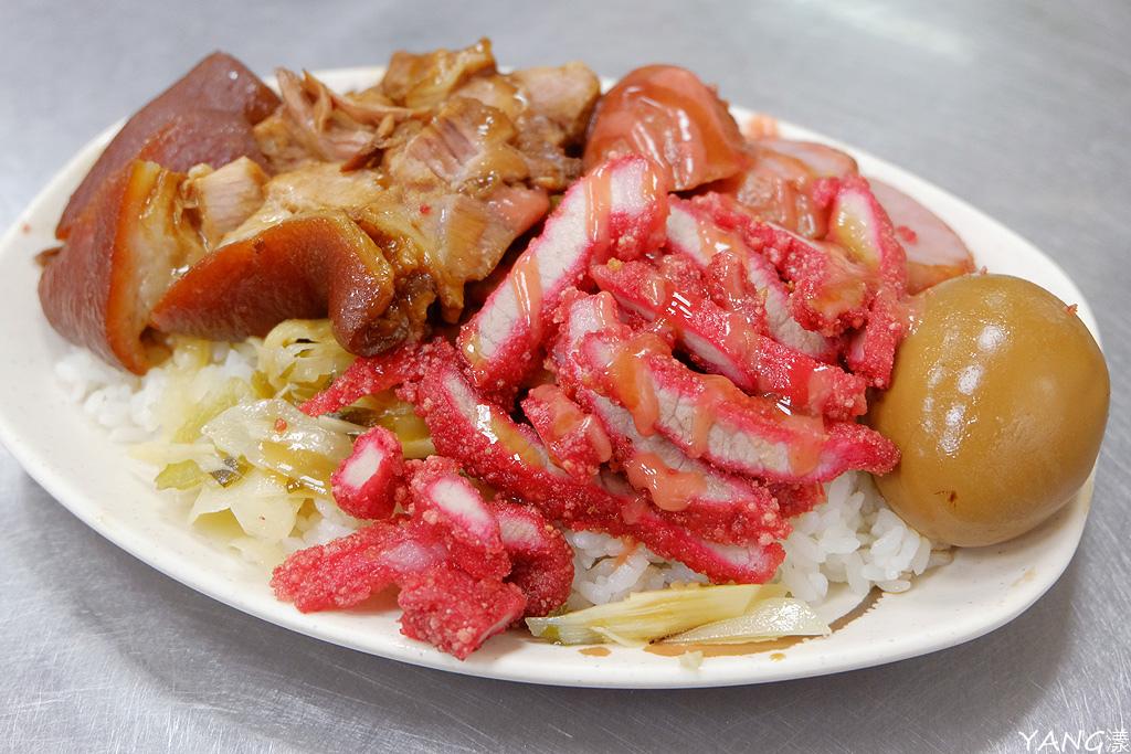阿奕の腿庫飯--大綜合飯1