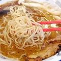 麺魂家--濃厚!鶏黑白湯ラーメン