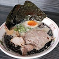 麺魂家--魂黑濃厚豚骨ラーメン