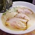 らーめん専門店小川(TW)--半ちゃーしゅー麺
