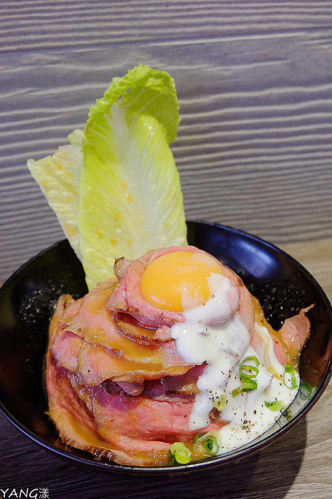 山丼--玫瑰和牛丼(小)