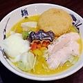 麺屋武蔵二天(TW)--金瓜閃閃
