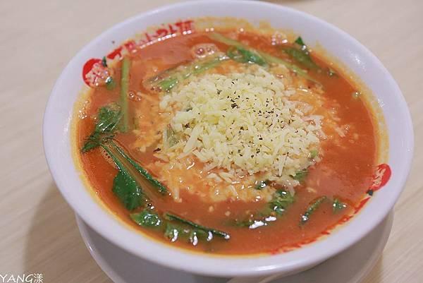 太陽番茄麵