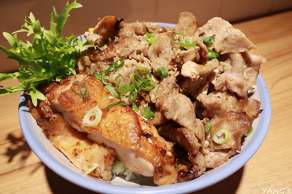 武 燒丼飯 烏龍麵