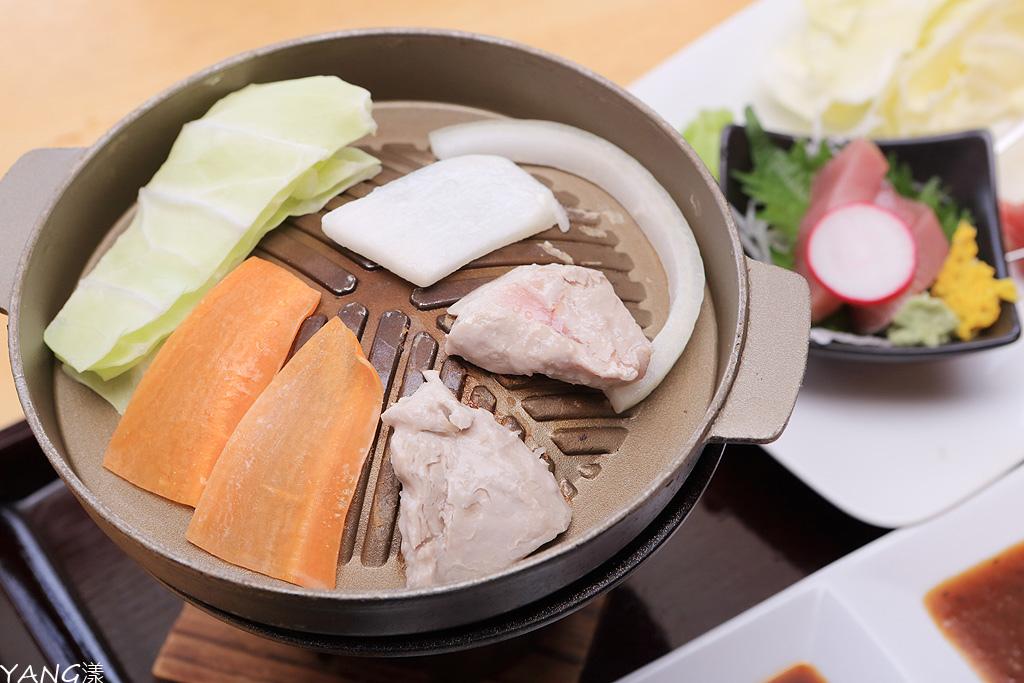 深浦鮪魚排丼