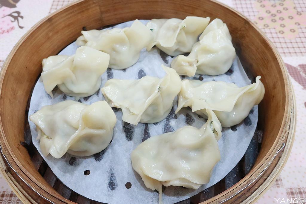 龍潭廟口小籠包蒸餃燒賣
