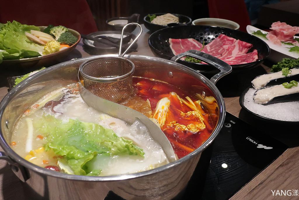 就是辣重慶老火鍋