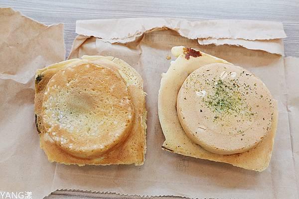 點點小食光紅豆餅