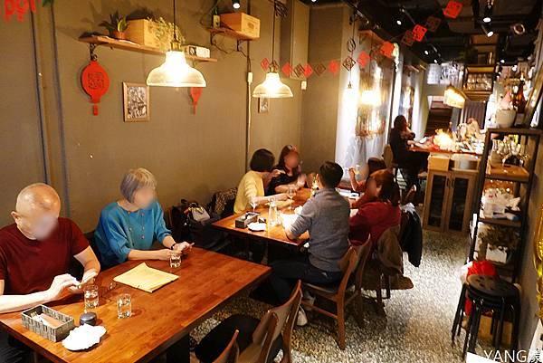信宅食堂餐酒館