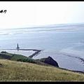 員貝嶼-後山的景觀
