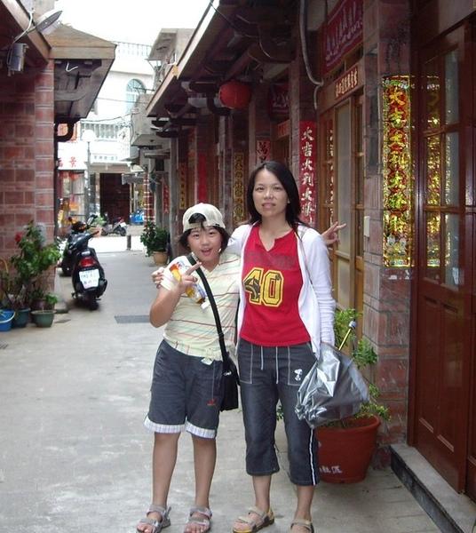 馬公市的老街