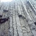 鳥嶼後山柱狀玄武岩