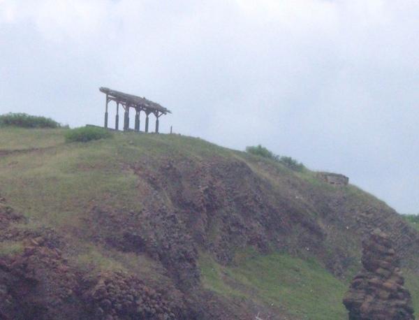 員貝後山-海上拍攝
