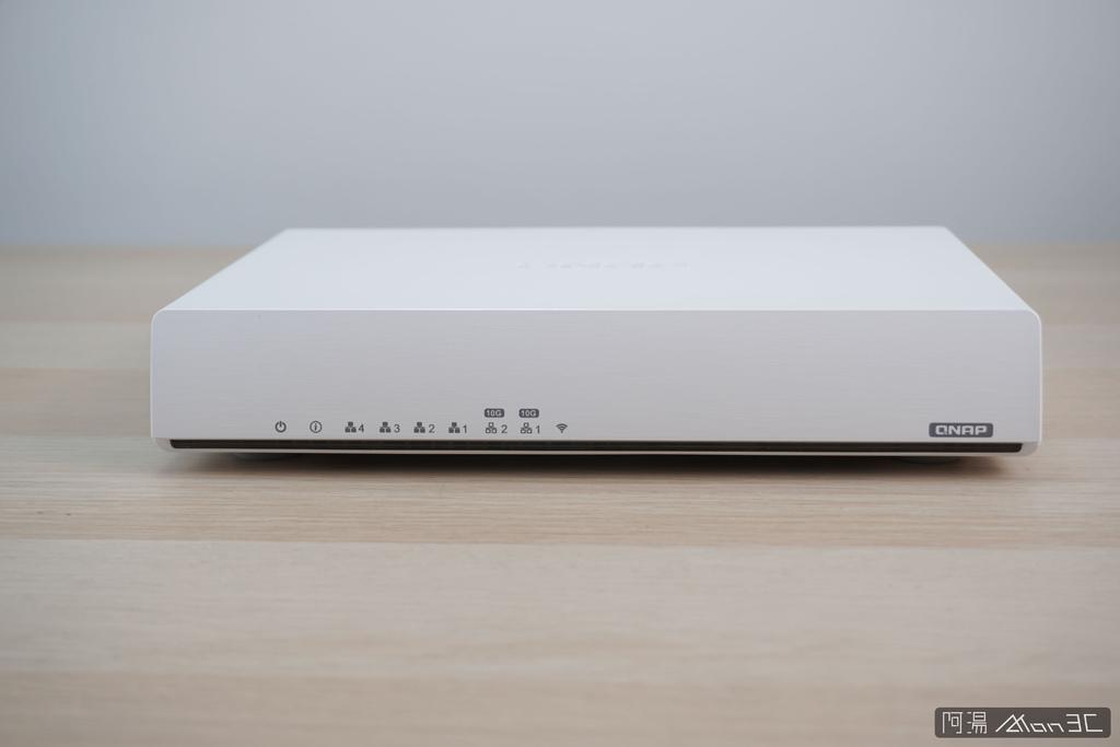 「開箱」QNAP QMiro-201W Mesh Wi-Fi 路由器 - 訊號死角剋星,為遠端工作而生 - 7