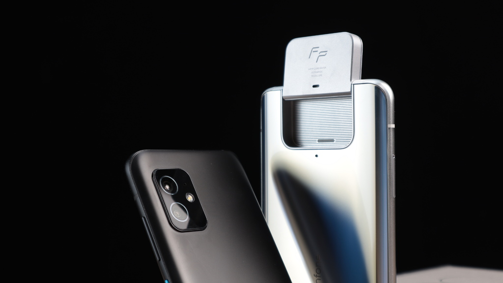 「評測」ASUS Zenfone 8 Flip - 翻轉鏡頭依舊寶刀未老?