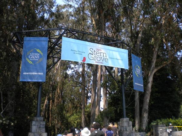 72nd Stern Grove Festival