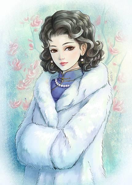 30s shanghai woman