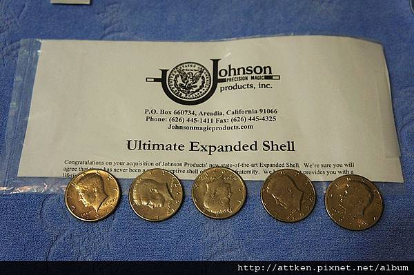 Johnson-Expended shell-甘迺迪正面-1