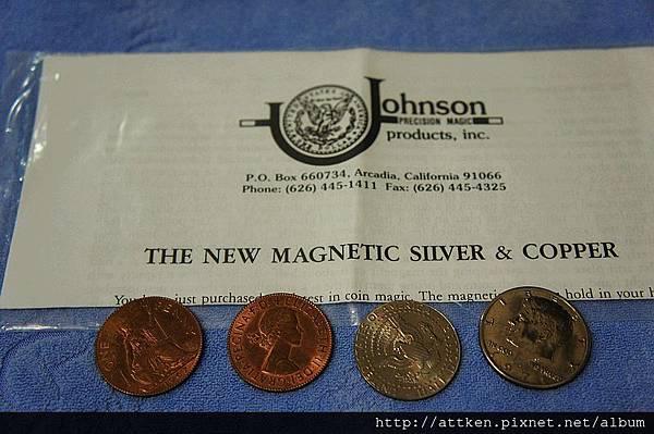 Johnson-新式磁鐵銅銀-1