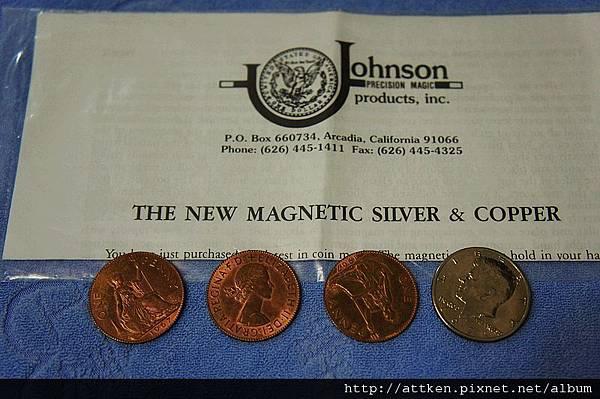 Johnson-新式磁鐵銅銀-2