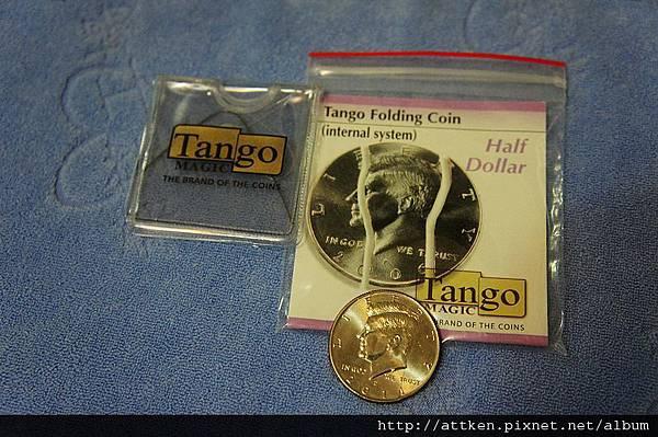 Tango-三折幣-1